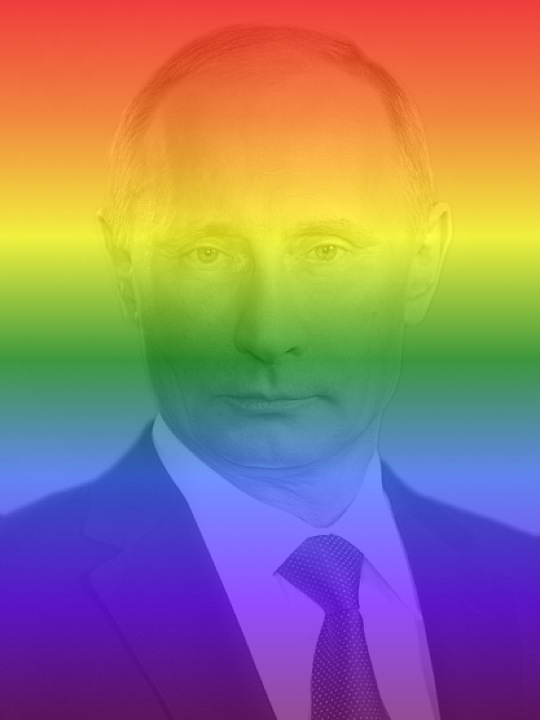 The original is Putin's official photo, courtesy of http://www.kremlin.ru . They grant permission to modify the image, but I doubt that this is what they had in mind. If i disappear tomorrow, no, I was not planning to take an exciting and sudden vacation in Siberia.