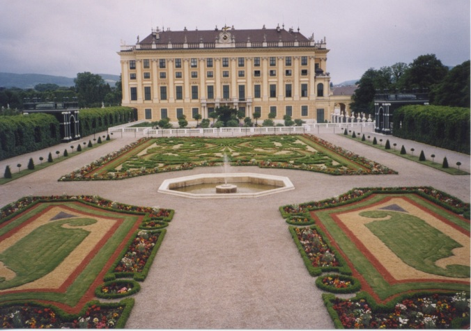 Vienna is home to manicured gardens and exhausted gardeners.