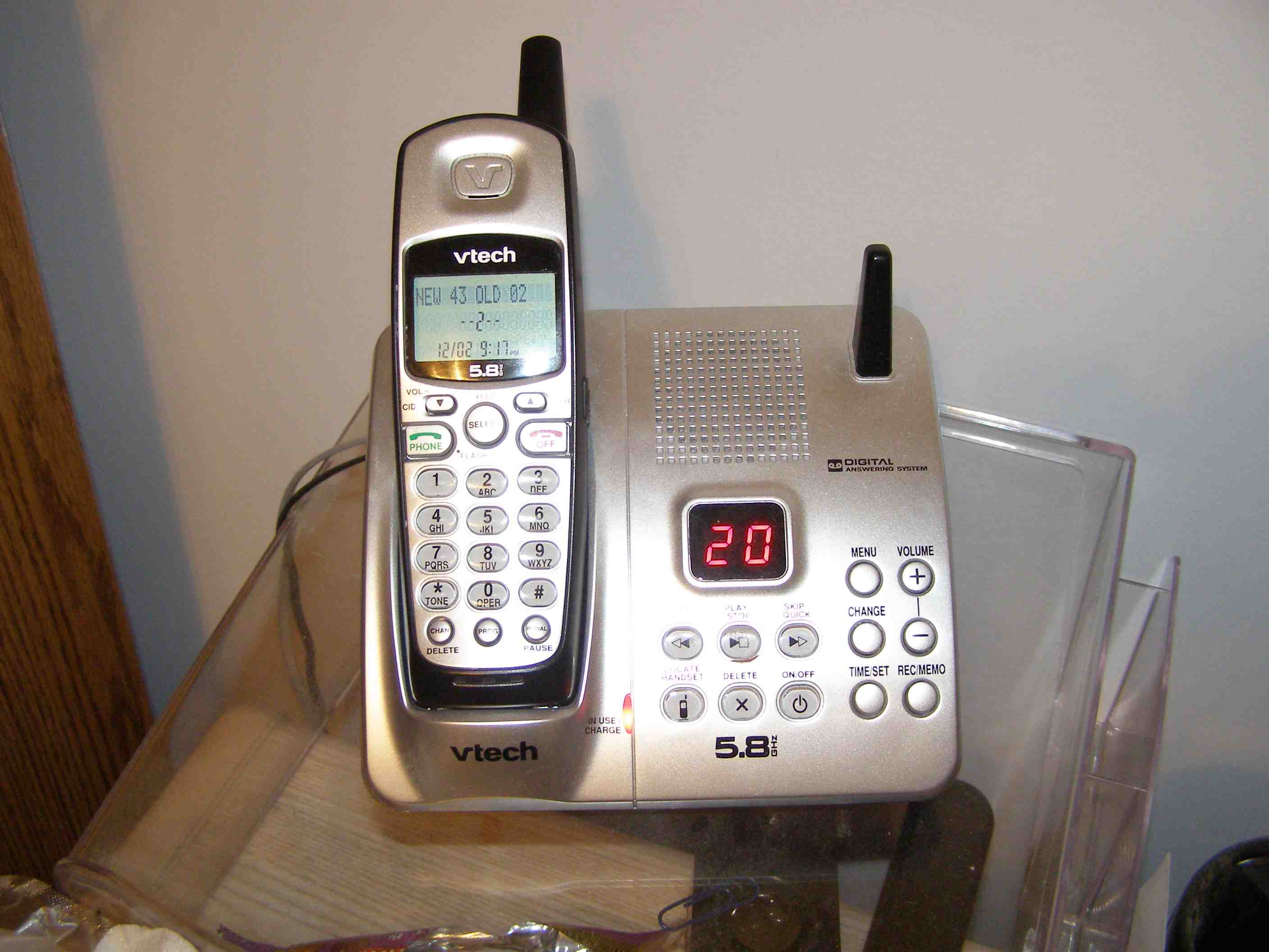 automated answering machine messages